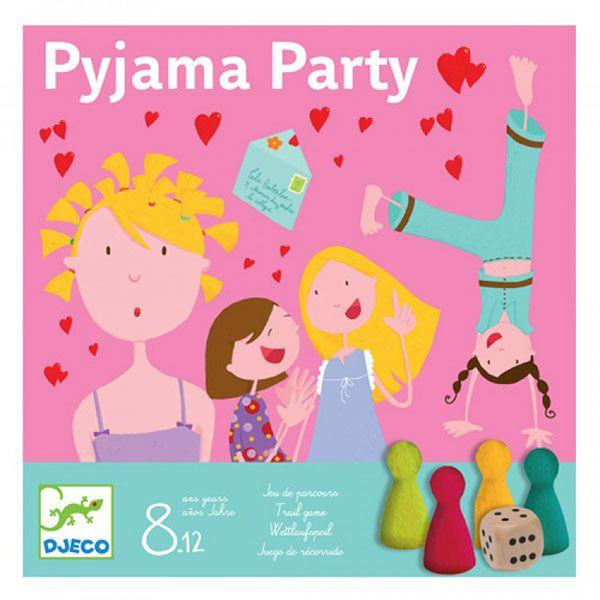 "Djeco Επιτραπέζιο παιχνίδι ""Πιτζάμα πάρτυ"""