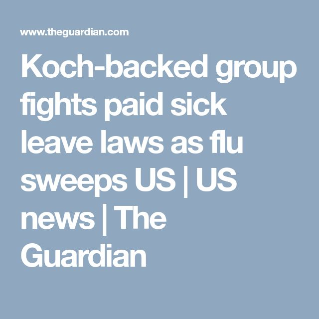 The  Best Sick Leave Law Ideas On   Labor Law Hr
