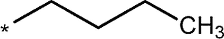 Naming Simple Alkyl Chain Functional Groups: Butyl Group