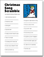 photograph regarding Free Printable Christmas Word Games titled Absolutely free Printable Xmas Phrase Game titles Merry Xmas And
