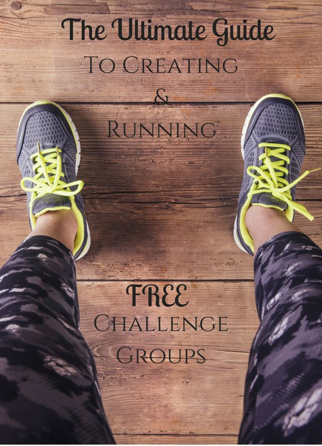 The Ultimate Guide to Creating & Running Free Challenge Groups