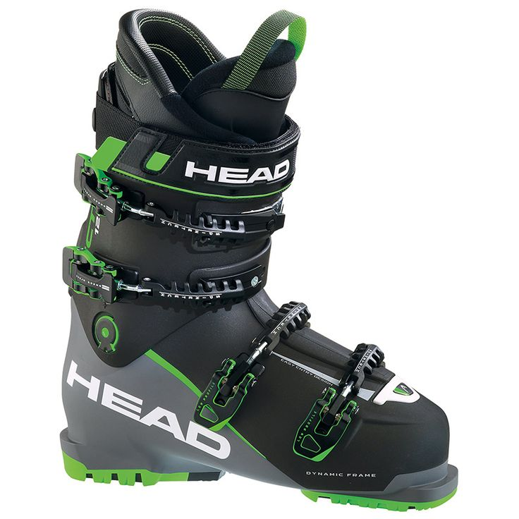 The Head Vector Evo 120 Ski Boots are an advanced and expert level all mountain boot that will have you comfortably and confidently tackling any terrain you may encounter. Head uses a customizable liner and shell to help make it easier for your boot-fitter to dial in a proper fit. Head also uses a stiffer plastic in the heel for proper heel hold, but a softer plastic in the toe box and across your arch for increased comfort. Head has made a better fitting boot without sacrificing…