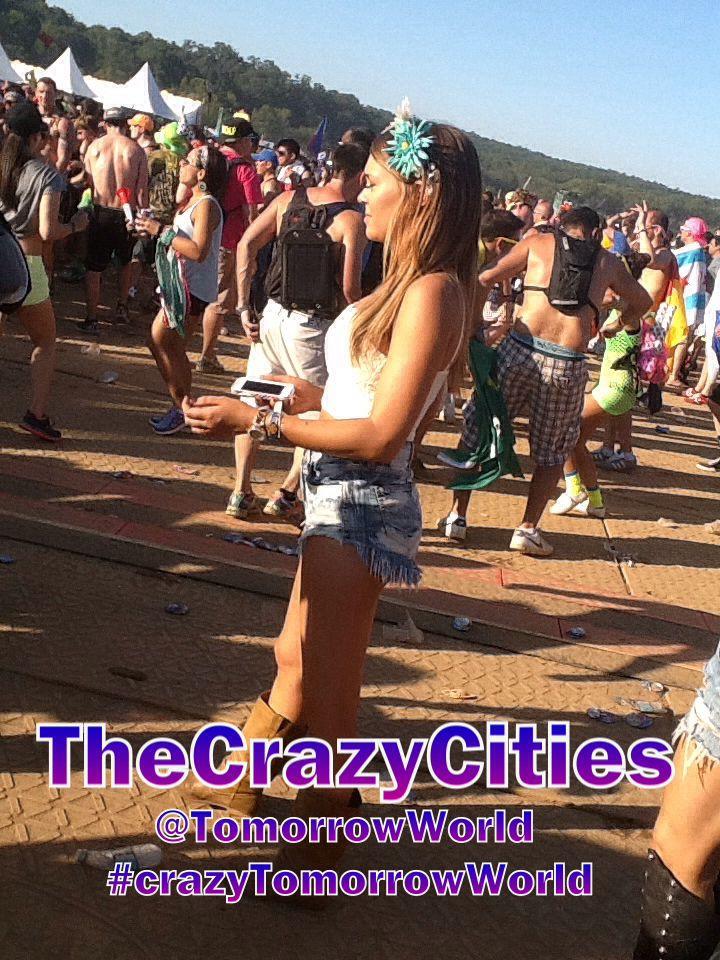 #crazyTomorrowWorld.com  By @TheCrazyCities✨com  ✨✨✅ @tomorrowWorld #tomorrowWorld #dj #TheCrazyCities #music #crazy #cities #ATLanta #crazyATLanta #fromEveryWhere #festival #electronic #techno #party #artists #art #world @Summer Olsen Holton