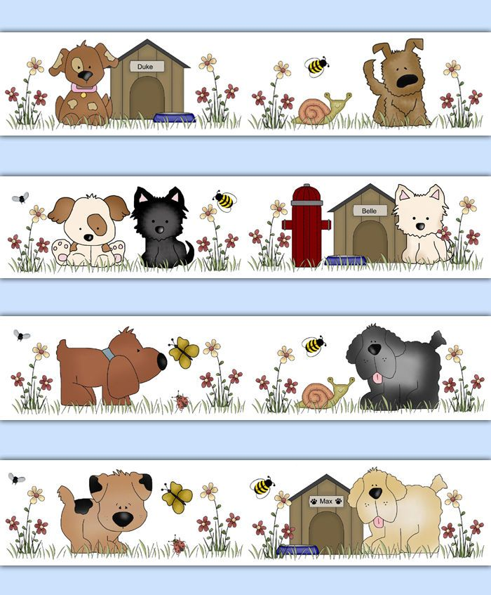 Best 94 Best Images About Puppy Nursery Room Decor On Pinterest 400 x 300