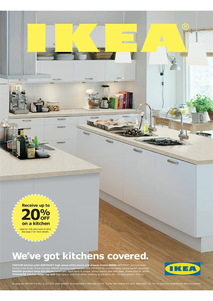 IKEA Catalogue: We've Got Kitchens Covered | Lasoo Online Catalogues