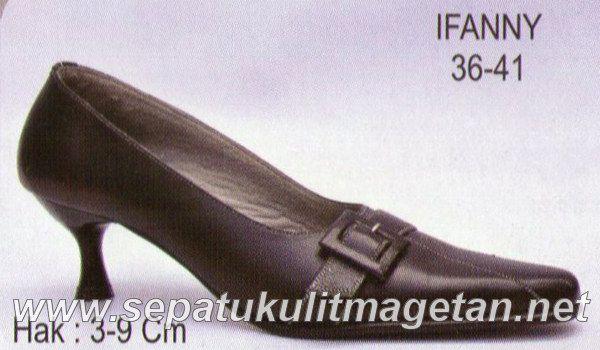 Sepatu Kulit Asli Wanita CJ Ifany