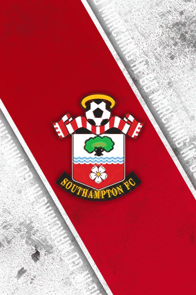 Wallpaper: Grunge Stripe - Southampton FC Blog