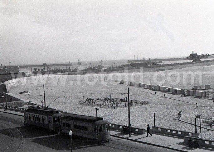 1952 Electrico em Leça da Palmeira