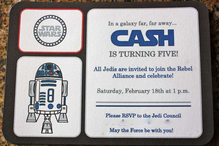Star Wars Training Academy Birthday Party Ideas | Photo 5 of 29 | Catch My Party