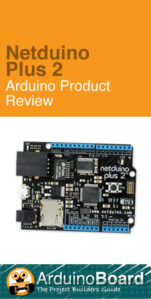 Netduino plus arduino product review click here for