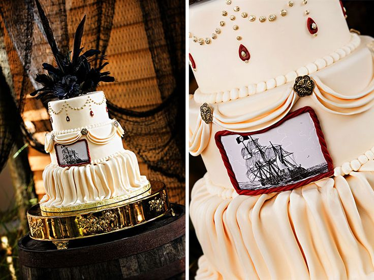 98 best Pirate Theme Wedding images on Pinterest Pirate wedding