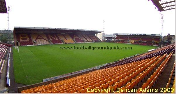 Coral Windows Stadium, Bradford City Football Club