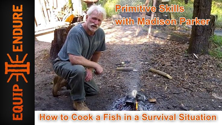 How to Cook Fish in a Survival Situation by Equip 2 Endure