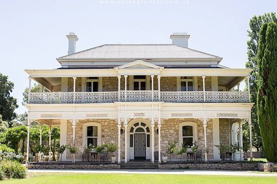 Padthaway Estate, Limestone Coast, South Australia. My old dream home, before I got old and decided on a single story.