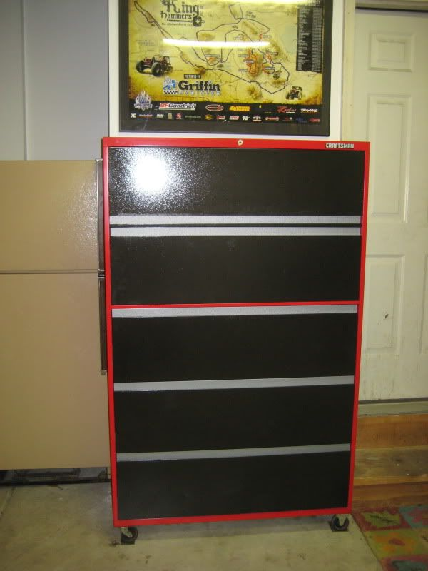 Lateral file cabinet revamp? - The Garage Journal Board - looks great  repurposed as tool
