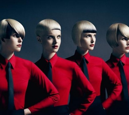 #Futuristic #Fashion #Hair