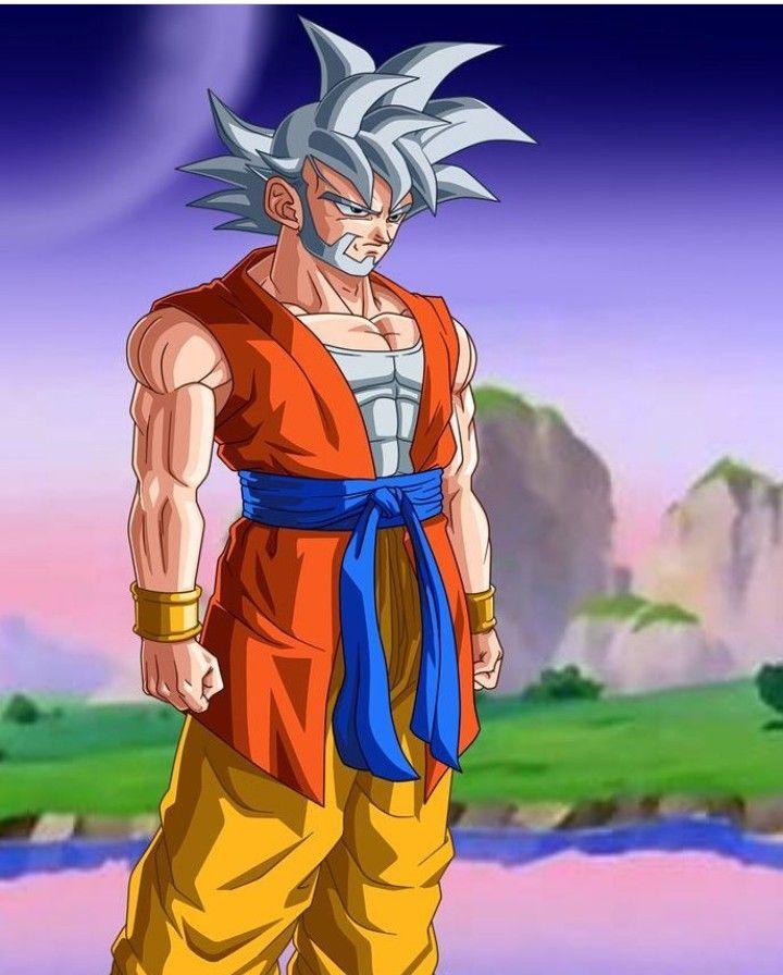 Old Goku Uni 13 Dragon Ball Goku Dragon Ball Z