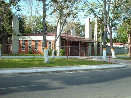 Guasdalito, Estado-Apure Iglesia de la Santisima Trinidad, Autor: japg88j