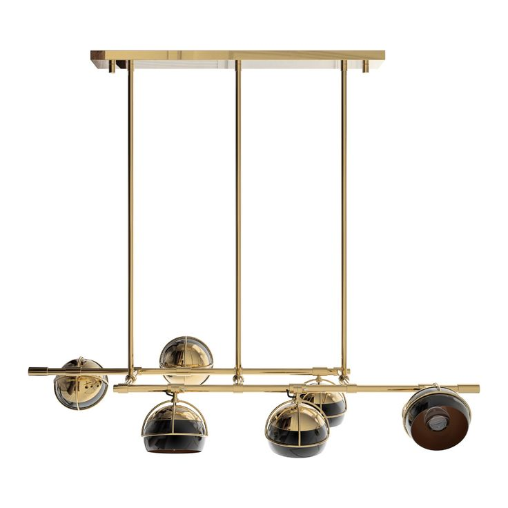 Black Widow is a contemporary suspension lighting piece with a strong design and personality, inspired by the master of the art of weaving.