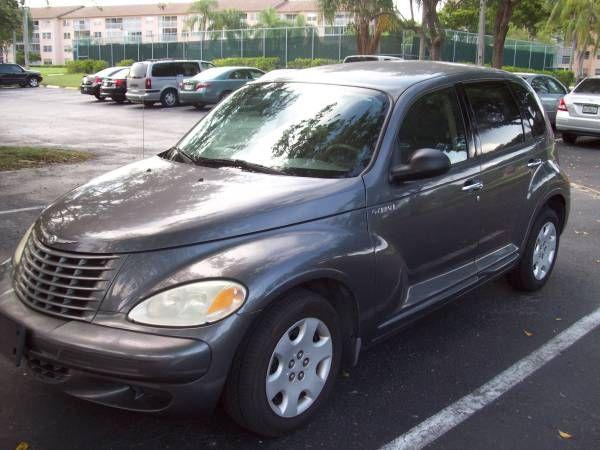 Used 2004 Chrysler PT Cruiser for Sale ($5,500) at Pembroke Pines, FL