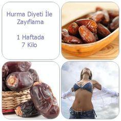 Hurma Diyeti ile Kilo Verme #zayıflama #diyet #kilo