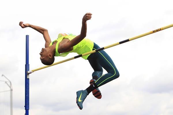 Barshim wins latest high jump battle with Bondarenko - IAAF Diamond League