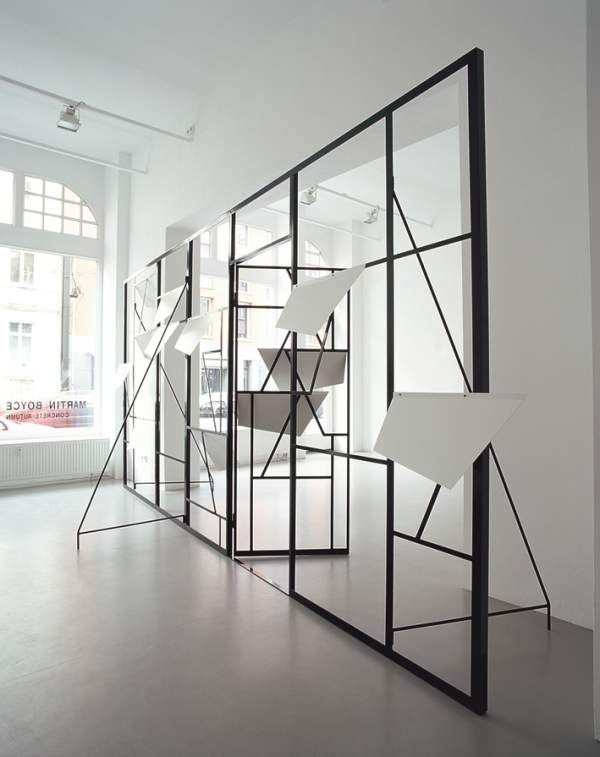 MARTIN BOYCE   CONCRETE AUTUMN EXHIBITION IN COLLABORATION WITH JOHNEN  GALLERY AND CLEMENS TISSI