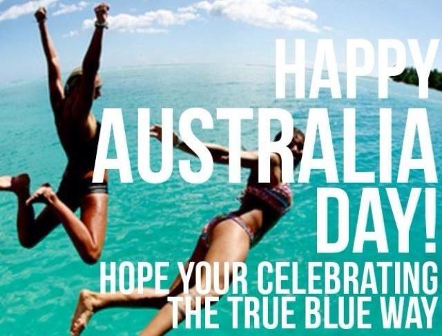 Happy Australia Day! #yankinaustralia #australia #australiaday