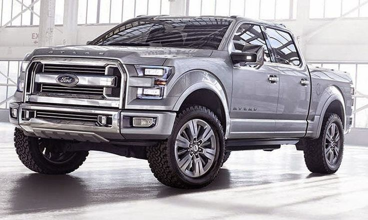 ford trucks 2014 atlas