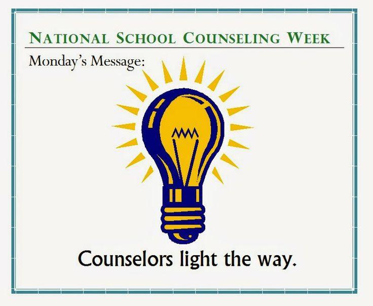 school counseling week counselors week ed counseling counseling anyone ...