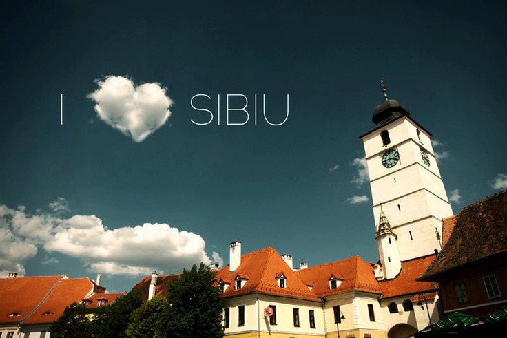 Sibiu, one of the oldest cityes in Romania