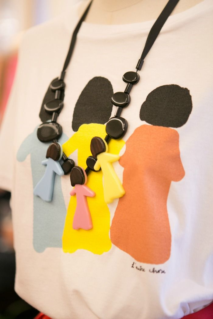 Press day @L'Autre Chose! #ss15 #spring #summer #pressday #press #fashion #lautrechose