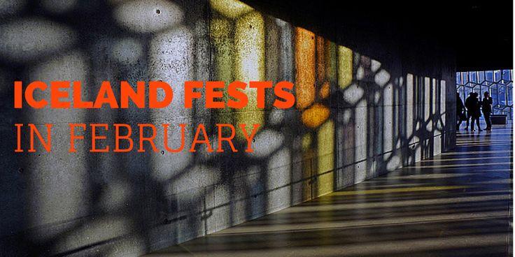 Icleandic Fests in February