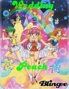 """""""Wedding Peach!"""