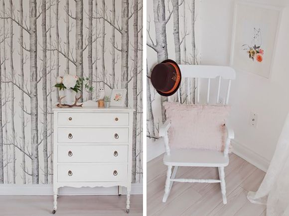 26 best images about chambre bb on pinterest un retro. Black Bedroom Furniture Sets. Home Design Ideas