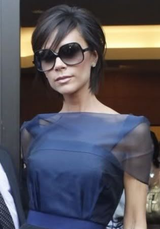 How To Style Hair Like Victoria Beckham Best 25 Victoria Beckham Short Hair Ideas On Pinterest  Victoria .