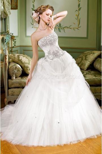 Stijlen Trouwjurken 2014 voor alle bruiden