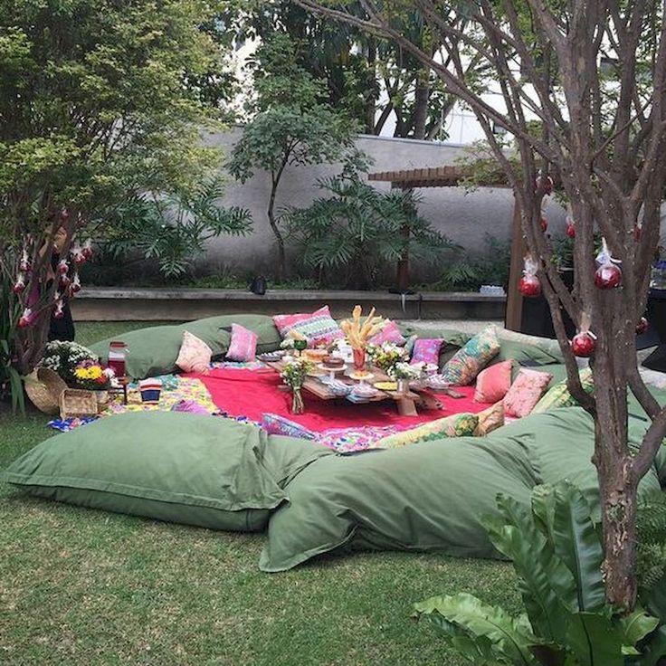 super 60 Inspiring Outdoor Summer Party Decorations Ideas
