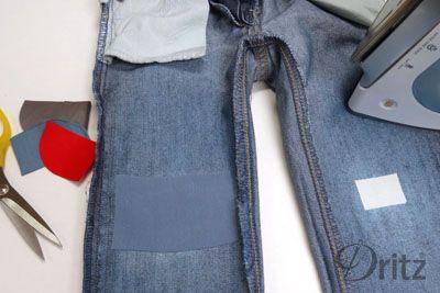 how to fix a broken zipper on dress pants