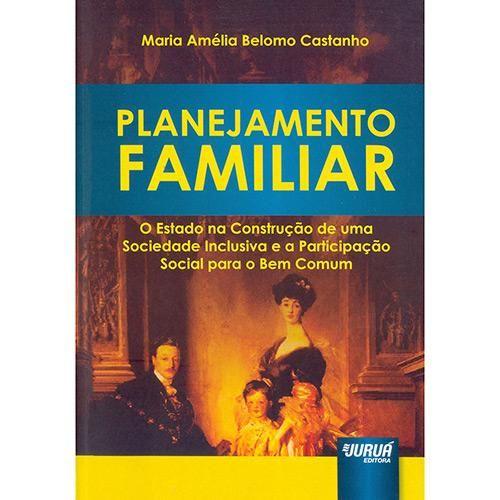 Livro - Planejamento Familiar: O Estado - Americanas.com