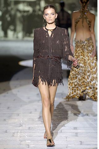 discount running clothes nike Roberto Cavalli Spring 2007 Ready to Wear   Collection   Gallery   Style com
