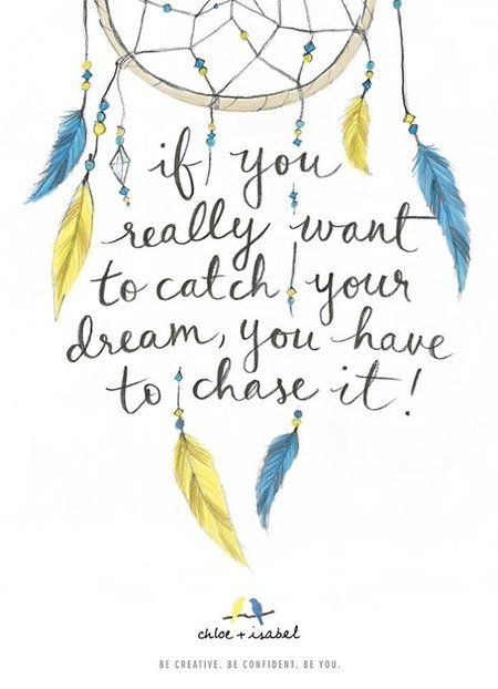 Chase Your Dream -