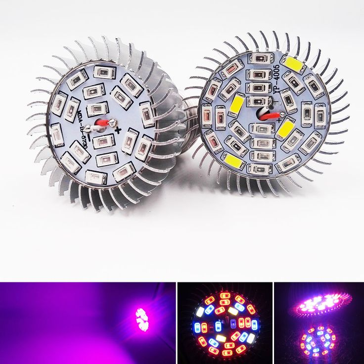 20pcs Full Spectrum Led Grow Light Led Grow Lamp Hydroponic Systems Best for Medicinal Plants Growth Flowering #Affiliate