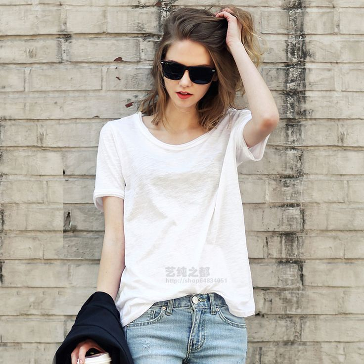 Pure 4 Colors Quality Cotton Bottmoming T Shirts Spring Summer New Arrivals Casual Short Sleeve O Neck European Style Tops