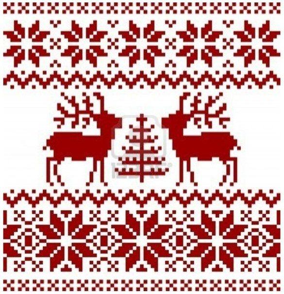 олени схема вышивки крестом: 19 тыс изображений найдено в Яндекс.Картинках