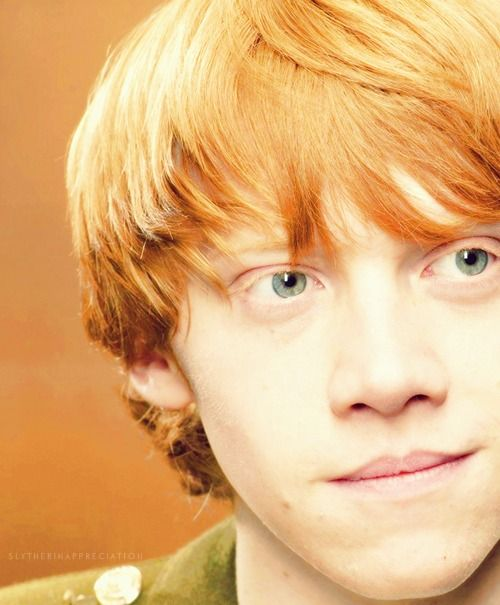 Day 15: most attractive actor or actress, Rupert Grint