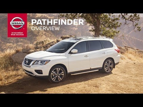 2017 Nissan Pathfinder SUV | Pathfinder Lease | Choose Nissan