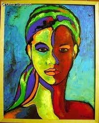 caribbean paintings
