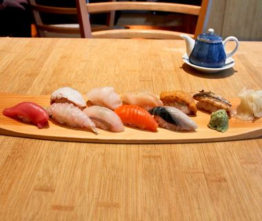 Best Seafood Restaurants Around the World: Sushi Yasuda. NYC: Seafood Restaurant, Ikura Salmon, Sushi Restaurants, Sea Urchins, New York City, Salmon Roe