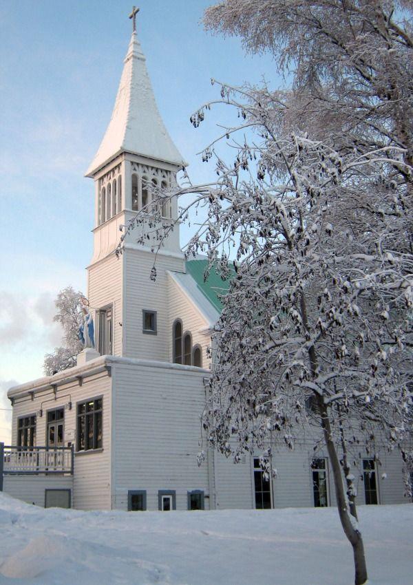 Immaculate Conception Church Fairbanks, Alaska